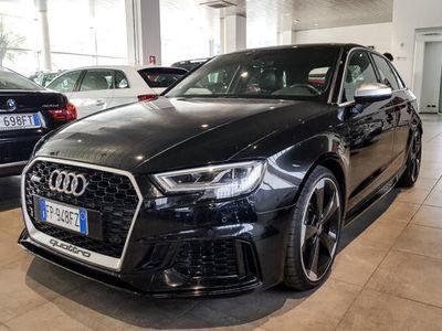 usata Audi RS3  UNICO PROPRIETARIO, OCCASIONE!!