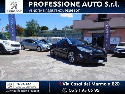 second-hand Peugeot RCZ 1.6 THP 200CV del 2011 usata a Roma