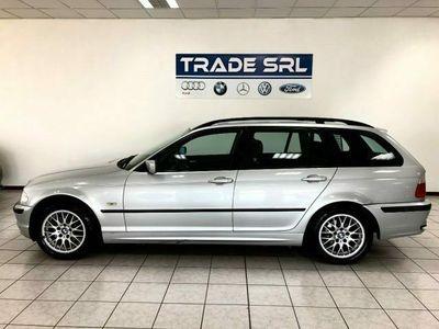usata BMW 318 318 i Touring benzina euro 3 Uniproprietario