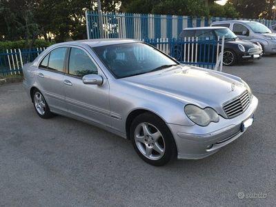 usata Mercedes C200 Classekompressor GPL