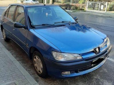 usata Peugeot 306 1.4i cat 4 porte XR