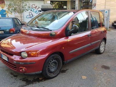 used Fiat Multipla 110 JTD ELX