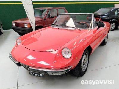 gebraucht Alfa Romeo GT Junior spider duetto 1300 1.3coda tronca conservato! benzina