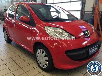 usata Peugeot 107 1071.0 12v Desir 5p