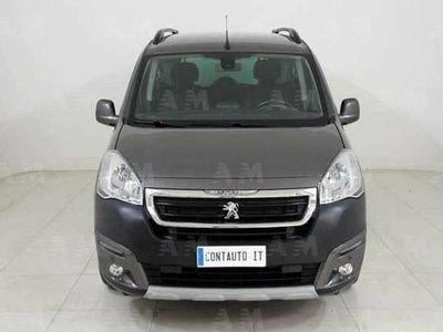 second-hand Peugeot Partner BlueHDi 100 Outdoor del 2016 usata a Teverola