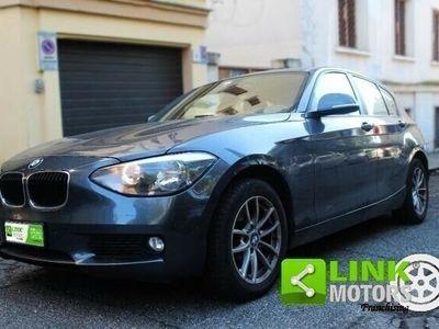 usata BMW 118 Serie 1 d 5P, Tagliandi certificati