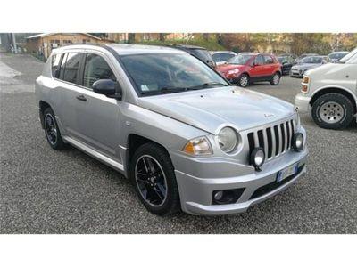 used Jeep Compass 2.0 Turbodiesel Rallye *** 4x4