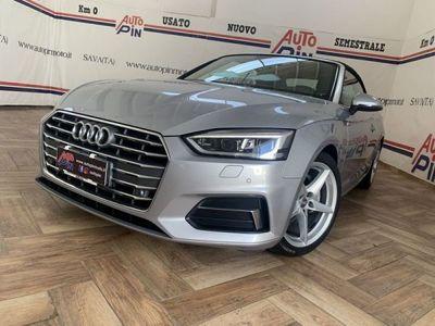 usata Audi A5 Cabriolet 1ª serie 40 TDI S tronic Sport+Virtual Cockpit