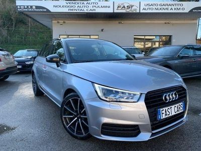 usata Audi A1 SPB 1.4 TDI S tronic S-LINE