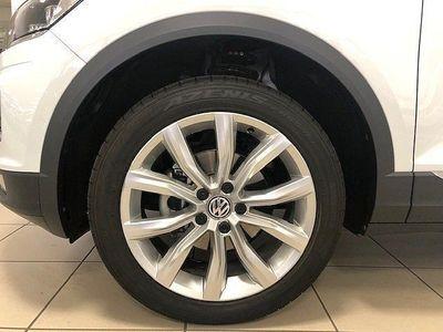 brugt VW T-Roc 1.6 TDI SCR Advanced BlueMotion Technology del 2018 usata a Torino