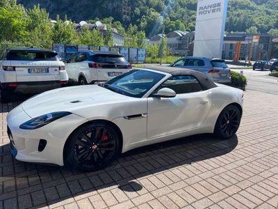 usata Jaguar F-Type 3.0 V6 aut. AWD Convertibile S