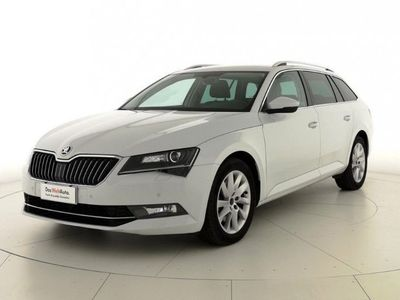 usata Skoda Superb Station Wagon 2.0 TDI 150 CV SCR DSG Wagon Executive del 2019 usata a Assago