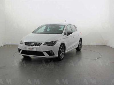 usata Seat Ibiza 1.0 MPI 5p. XCELLENCE nuova a Parma