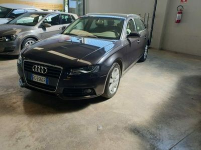 usata Audi A4 A4 Avant 2.0 TDI 143CV F.AP. multitronic AdvancedAvant 2.0 TDI 143CV F.AP. multitronic Advanced