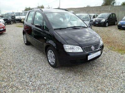 usata Fiat Idea 1.3 MJT 16V 70 CV BlackStar