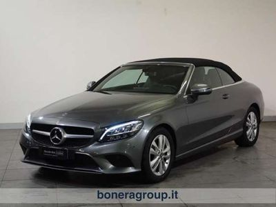 usata Mercedes C220 Classe d Sport auto