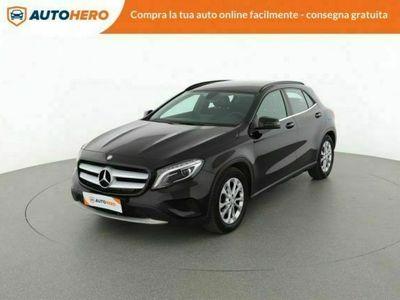 usata Mercedes GLA220 d Automatic 4Matic Executive-CONSEGNA A CASA