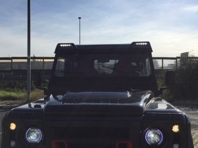 usata Land Rover Defender 90 mpi + impianto gpl