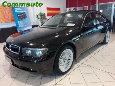 usata BMW 730 d cat