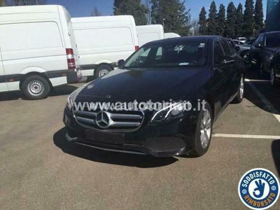 usata Mercedes E200 E200d Sport auto