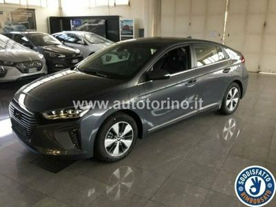 used Hyundai Ioniq 1.6 PLUG-IN HYBRID 6DCT Comfort