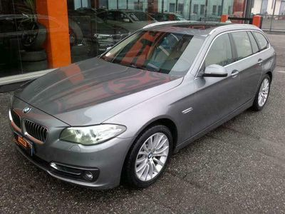 usata BMW 525 Serie d Touring Xdrive Luxury