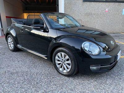 usata VW Maggiolino Cabrio 2.0 TDI 110CV EURO