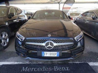 second-hand Mercedes CLS350 d 4Matic Auto Premium Plus del 2018 usata a Misterbianco