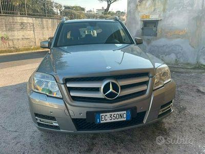 usata Mercedes GLK220 cdi