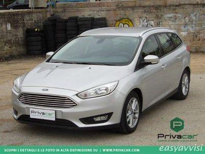 brugt Ford Focus 1.5 tdci 120 cv start&stop sw business diesel