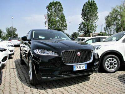 usata Jaguar F-Pace 2.0D AWD 180Cv Aut. Prestige - NAV