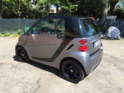 "usata Smart ForTwo Coupé 800 40 kW passion cdi \""Matt Grey\"""