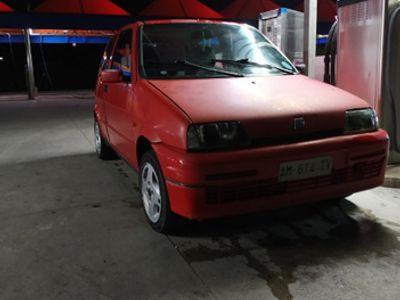 käytetty Fiat Cinquecento Sporting