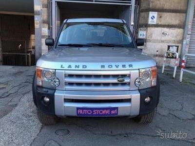 "used Land Rover Discovery 3 2.7 TDV6 SE \""7 POSTI\"""