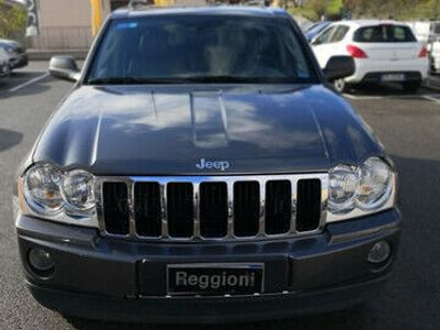 used Jeep Grand Cherokee 3.0 V6 CRD Limited