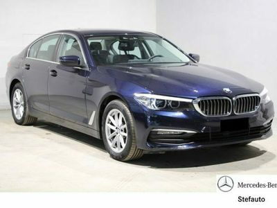 usata BMW 520 d xDrive Business