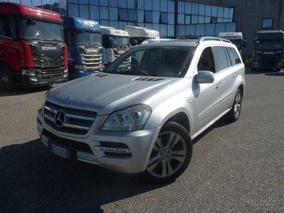 usata Mercedes GL350 CDI 3.0 224 CV 4MATIC