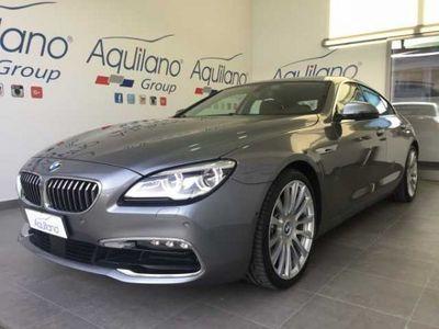 usata BMW 640 d xDrive Gran Coupé Luxury