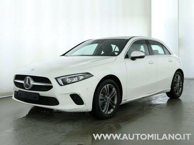 usata Mercedes A220 Automatic Sport New Nuova W177