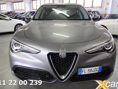 brugt Alfa Romeo Stelvio 2.0 TURBO 280CV AT8 Q4 EXECUTIVE PELLE XENO