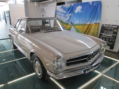 used Mercedes 230 SLPAGODA CABRIO AUTOMATICA