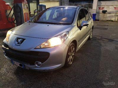 usata Peugeot 207 1.6 hdi sx - anno 2006