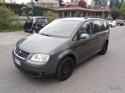 used VW Touran 2.0Tdi 140Cv*7Posti*Clima autom*Euro4Fap