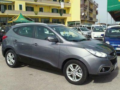 usata Hyundai ix35 1.7 crdi 115cv euro 5 fap luxury km certificati