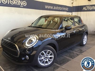 brugt Mini ONE ONE5 PORTE BOOST LINE