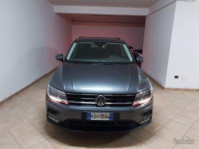brugt VW Tiguan Tiguan 1.6 TDI Urban BMT