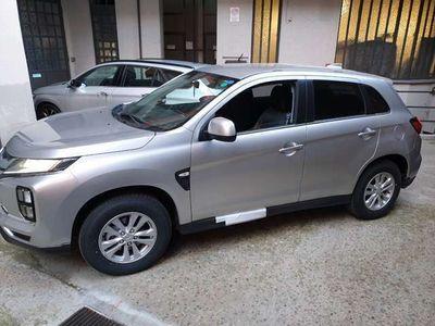 usata Mitsubishi ASX 2.0 2WD GPL Bi-fuel CVT Invite SDA