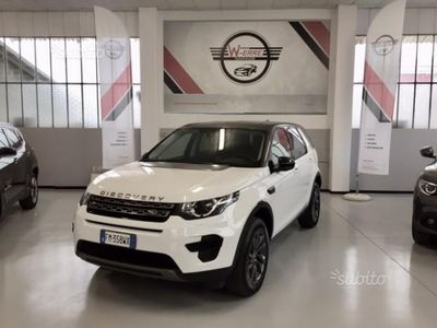 brugt Land Rover Discovery Sport - 2018