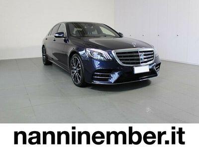 begagnad Mercedes S400 d 4Matic Premium
