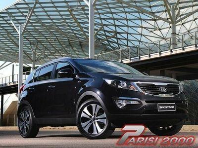 brugt Kia Sportage 1.7 CRDI VGT 2WD Active